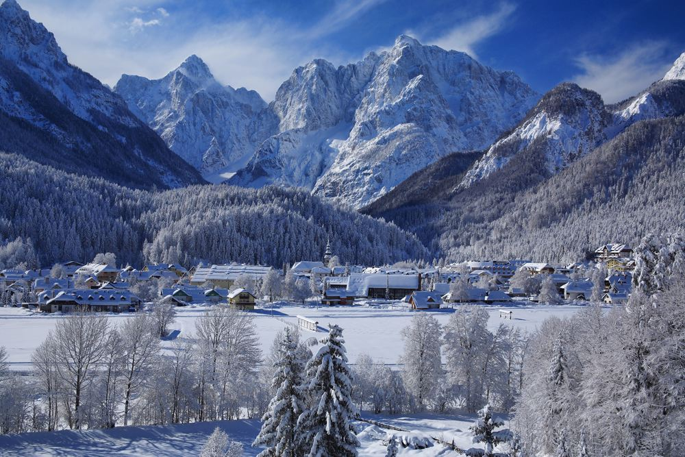 Winter in Kranjska Gora